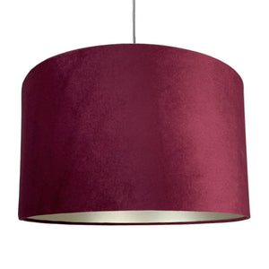 Allure Burgundy Velvet Shade