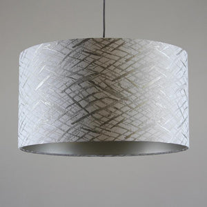Vittata Linen Drum Shade