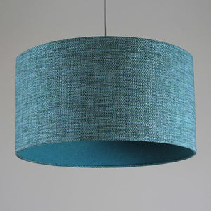 Marine & Kingfisher Drum Shade