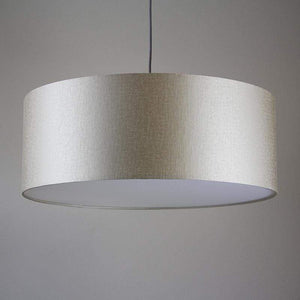 Textured Satin Antique Shallow Drum & Diffuser