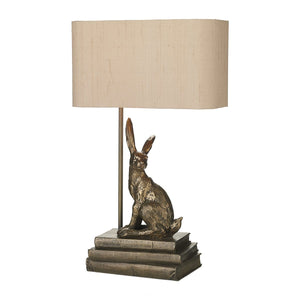 David Hunt Hopper Table Lamp Bronze Base Only