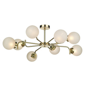 David Hunt Jazz Low Ceiling Light