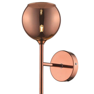 Greenwich Wall Luminaire Copper