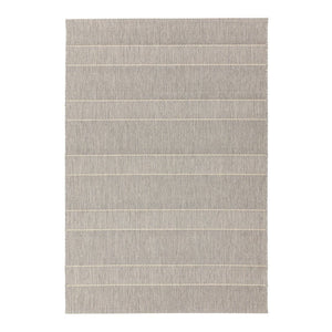 Patio Beige Stripe Rug
