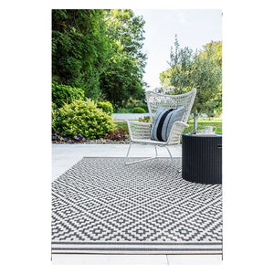 Patio Diamond Mono Rug