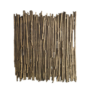 David Hunt Willow Small Cocoa Wall Light
