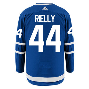 pretty nice b3924 acff1 Morgan Rielly Adidas Authentic Home Jersey