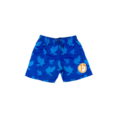 Big Apple Sports Shorts (Bluebird)