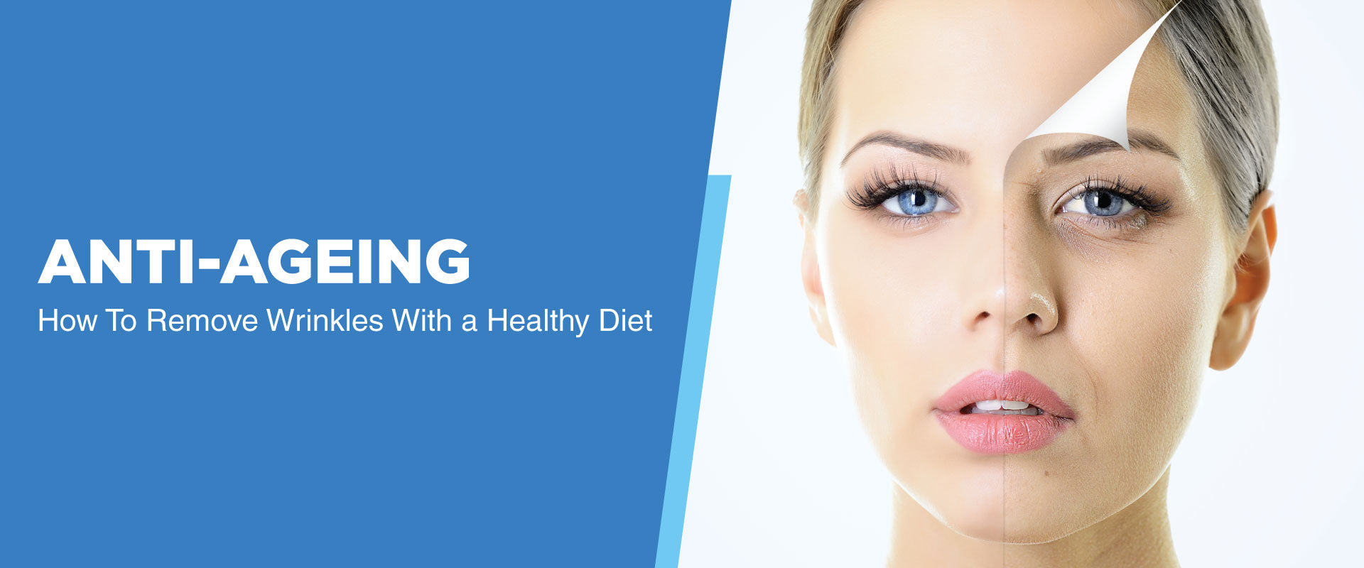 Find out what the right foods can do for your skin.