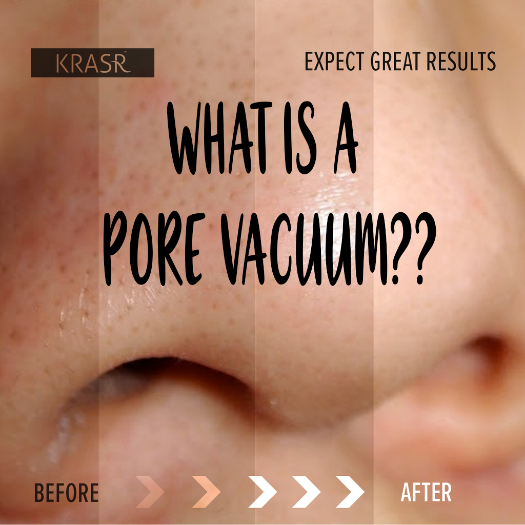 Pore Vacuum Review Comedo Suction  Microdermabrasion