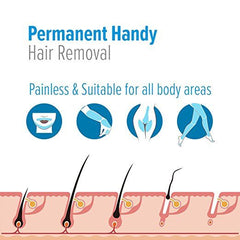 Blue-ray Permanent Hair Remover - KRASR STORE