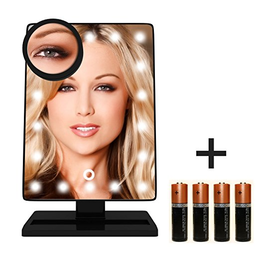 LED Makeup Mirror - KRASR STORE