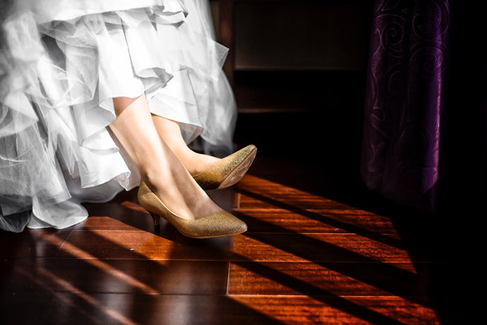 7 Wedding Shoe Mistakes to Avoid