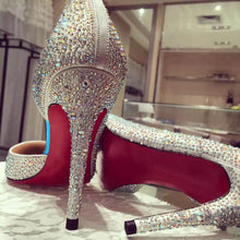 Topsqueen Glittering Party Heels