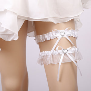 Topsqueen Lace Couture Wedding Garter