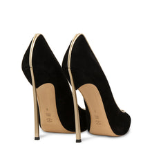 Topsqueen Leather Pointed Toe Heels