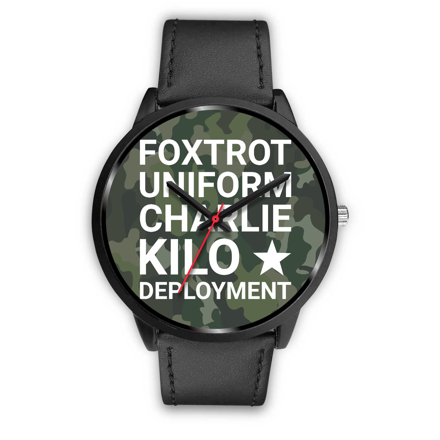 F*ck Deployment Watch
