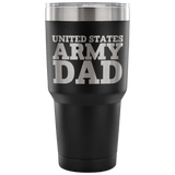 Army Dad 30oz Tumbler