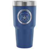 US Navy Master at Arms 30oz Tumbler