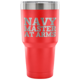 Navy Master at Arms 30oz Tumbler