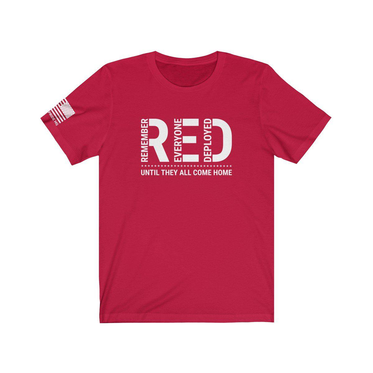 Remember Everyone Deployed Men's T-Shirt