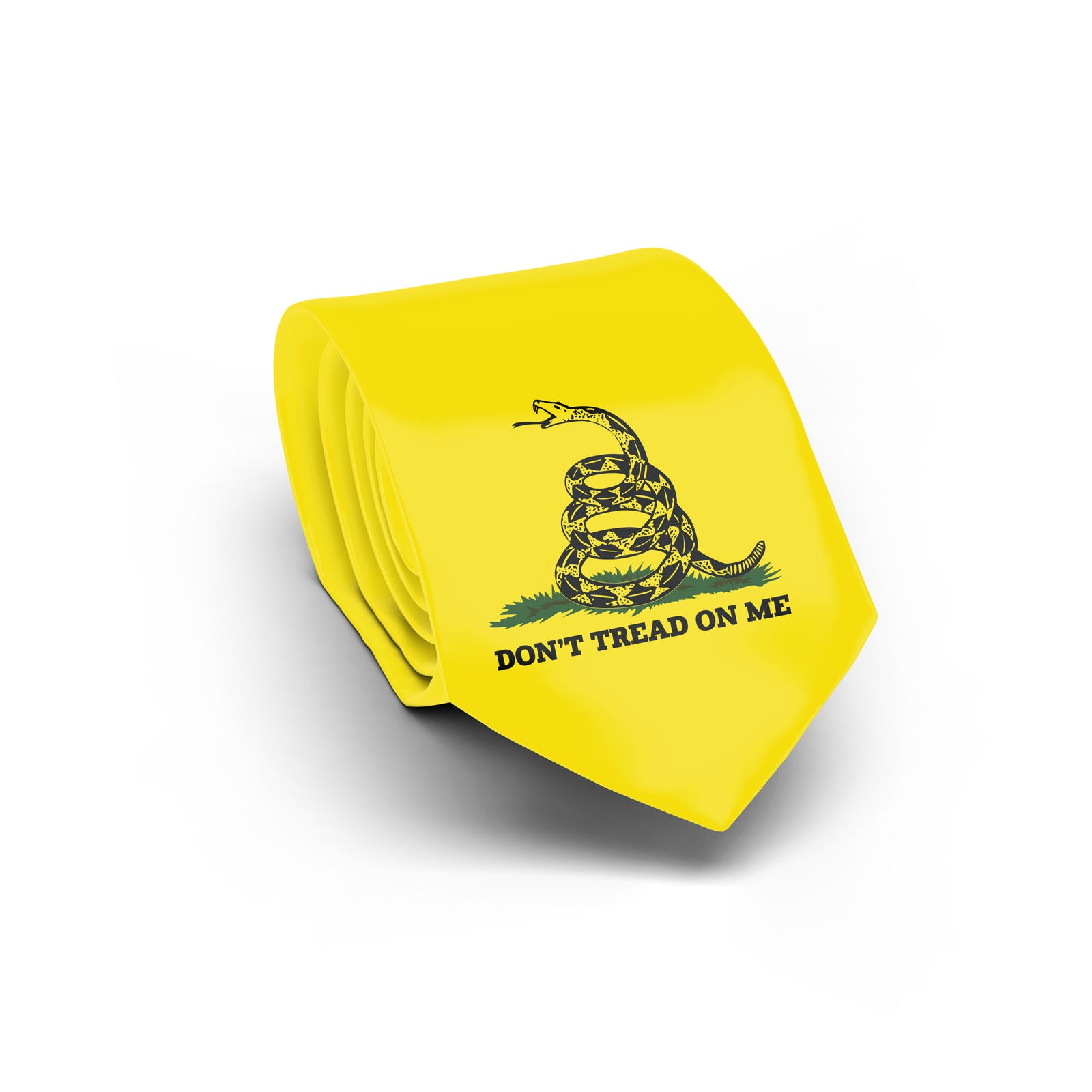 Don't Tread on Me Neck Tie