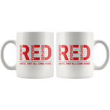 Remember Everyone Deployed 11oz Coffee Mug