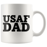United States Air Force Dad Coffee Mug