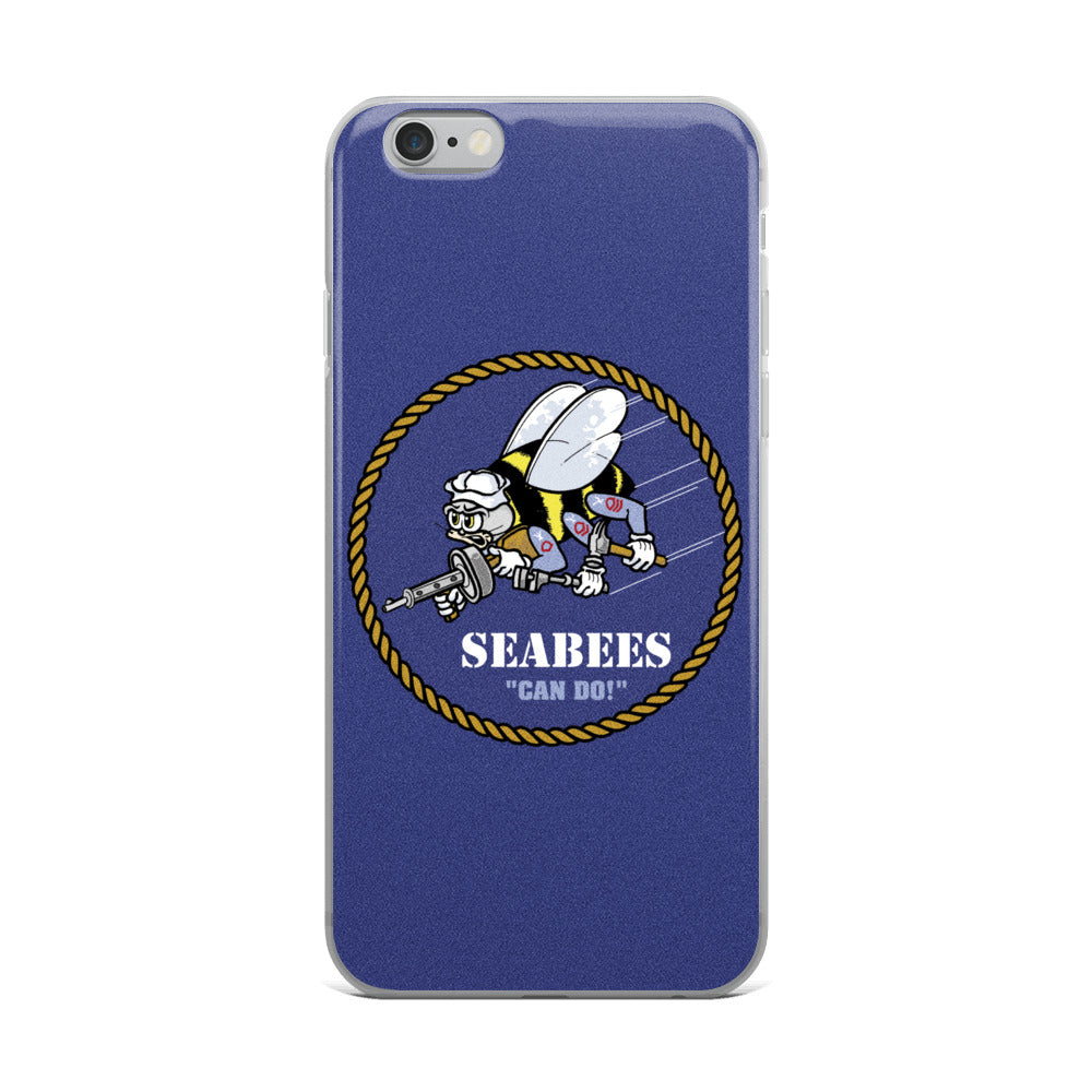 Seabee iPhone Case