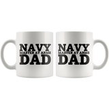 Navy Master at Arms Dad Coffee Mug