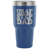 Air Force Step Dad 30oz Tumbler