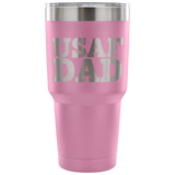 Air Force Dad 30oz Tumbler