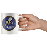 Seabee 11oz Coffee Mug