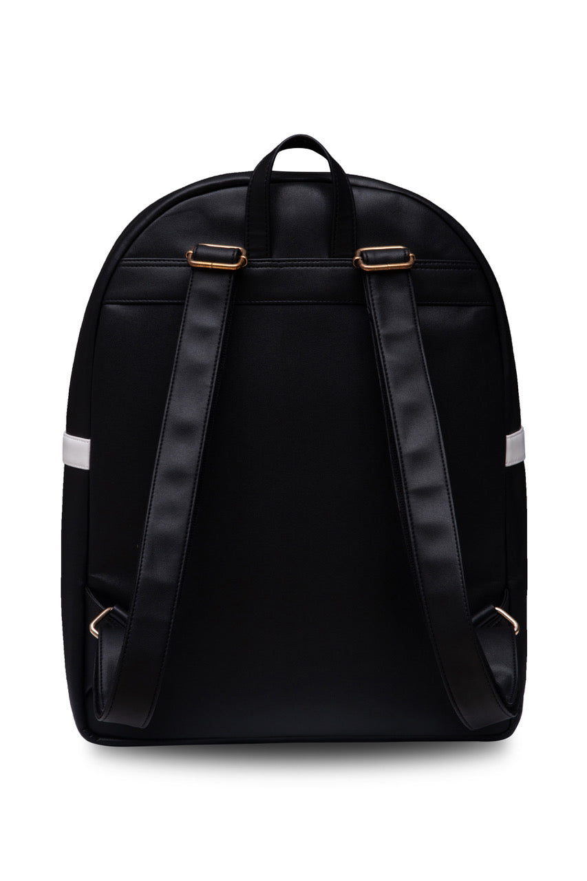 Black Prime Unisex Backpack