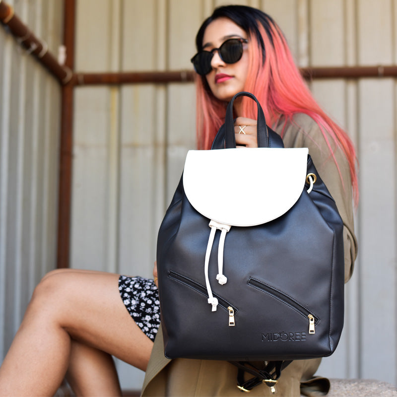 Tango Black Backpack