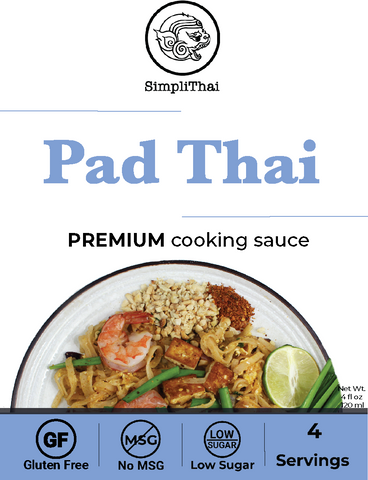 Pad Thai cooking sauce