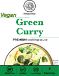 VEGAN Green Curry cooking sauce