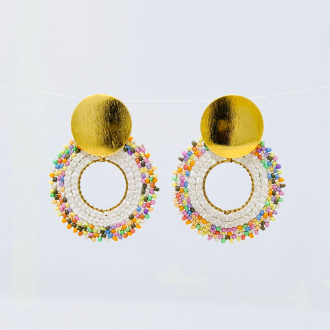 Mi Tierra Earrings