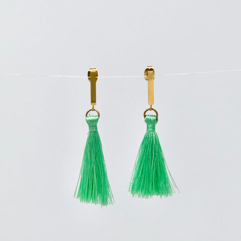 Mini Tassels Earrings