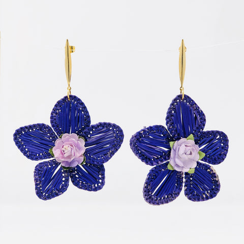 Iraka Flower Earrings