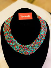 Load image into Gallery viewer, Chaquira Beaded Necklace