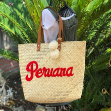 Load image into Gallery viewer, Peruana Beach Bag