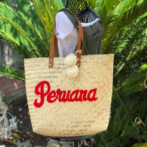 Peruana Beach Bag