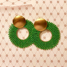 Load image into Gallery viewer, Verde Earrings