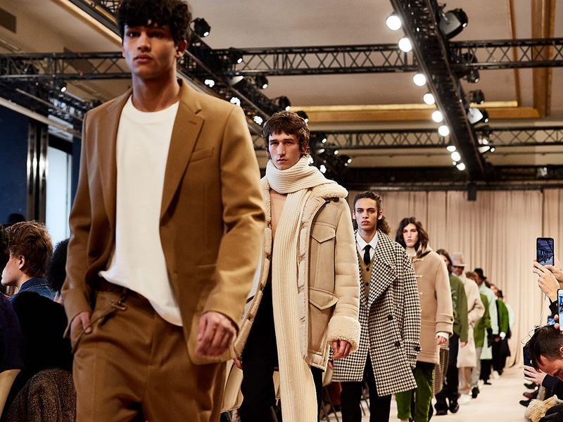 Five Key Menswear Trends For Winter