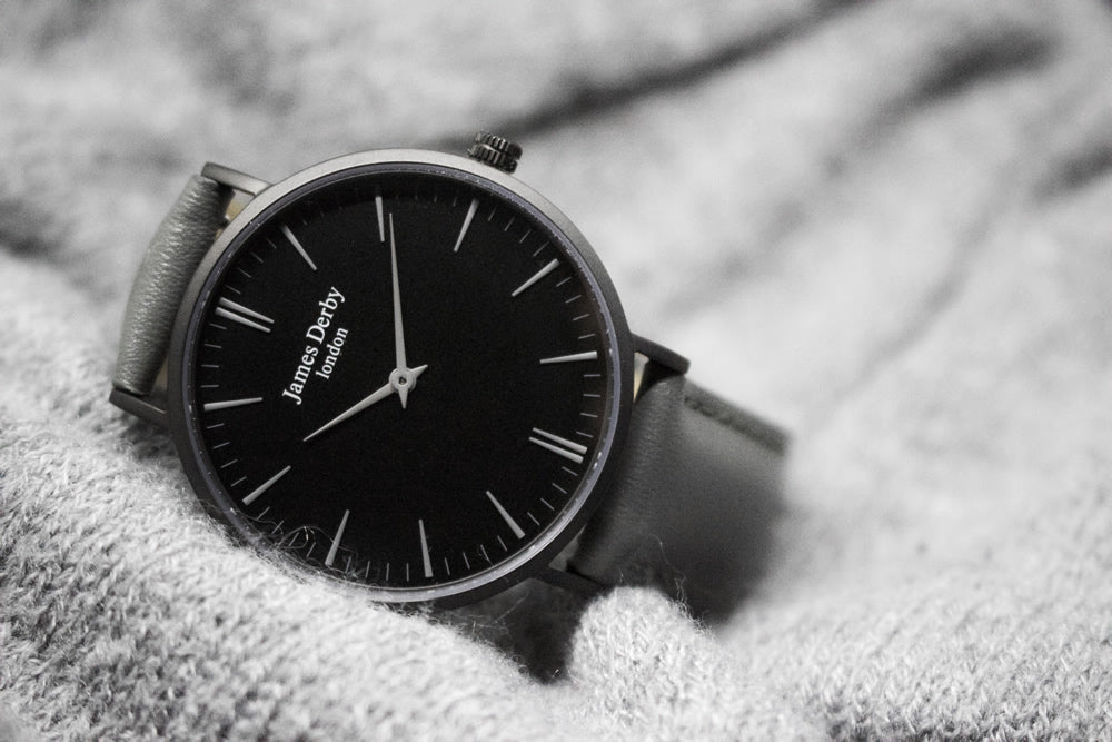 A Classically Cool Watch
