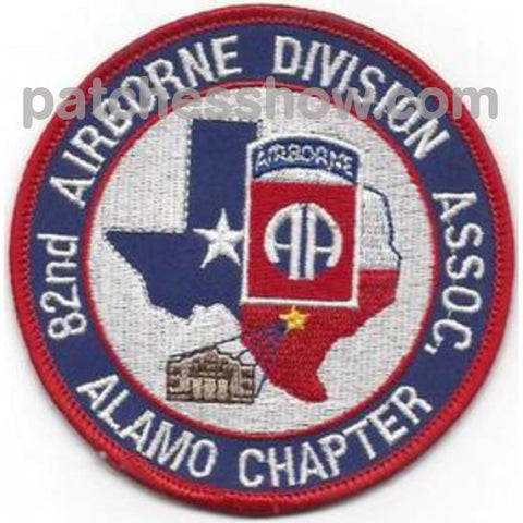 82Nd Airborne Infantry Division Patch Military Tactical Patches Embroidered Sew On Or Iron On Velcro