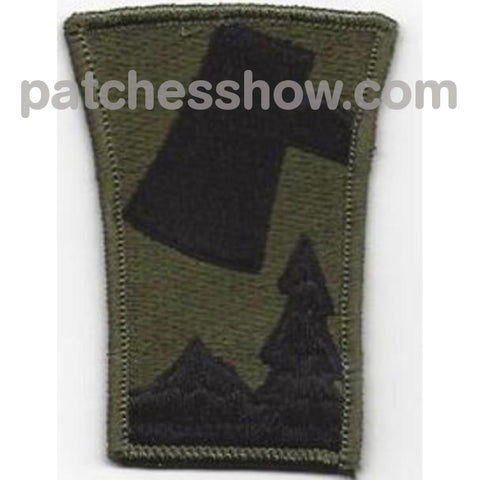 70Th Infantry Division Patch Military Tactical Patches Embroidered Sew On Or Iron On Velcro Usa