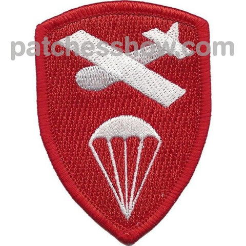 Airborne Glider Command Patch Military Tactical Patches Embroidered Sew On Or Iron On Velcro Usa