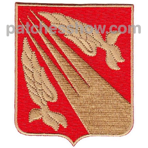 153Rd Airborne Anti-Aircraft Artillery Battalion Patch Military Tactical Patches Embroidered Sew On